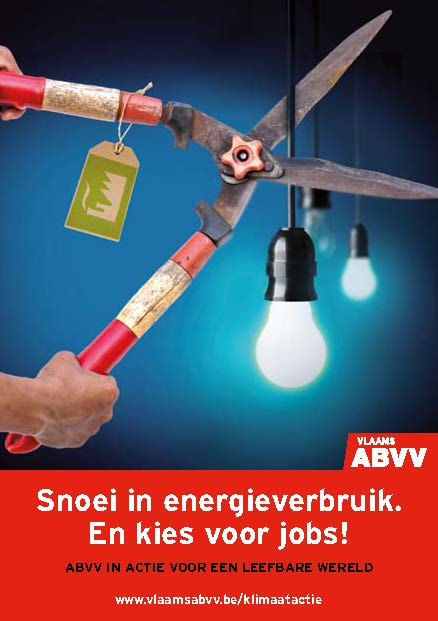 ABVV-klimaatweek: Sticker A7